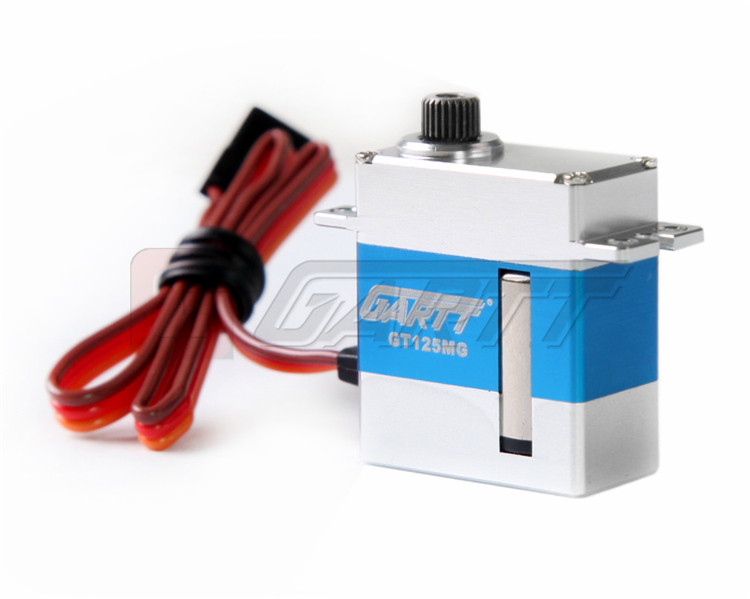 Gartt GT125MG Digital Coreless Swashplate Servo For 450 RC Helicopter