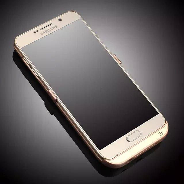 imágenes para Eyoube Para Samsung Galaxy Note5 5800 mAh Recargable Banco de la Energía Externa Del Cargador de Batería para la Galaxia Note5 Cargador Caso