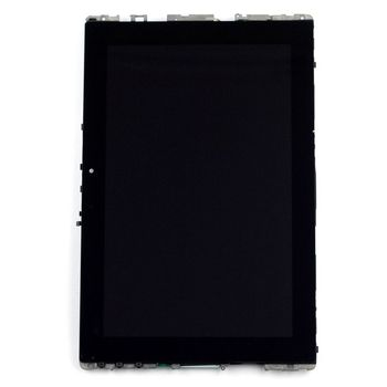 JIANGLUN For Asus Pad Transformer TF101 LCD Display Touch Screen Digitizer Assembly Frame