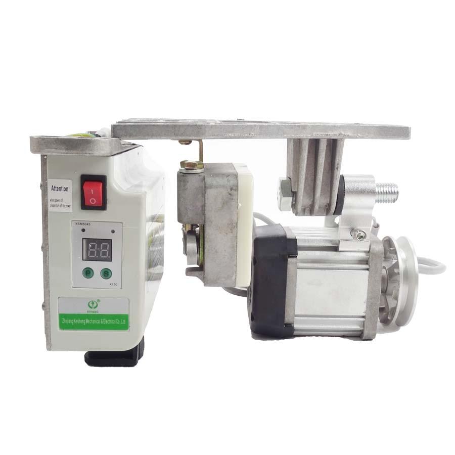 ᗕ1 unids 500 W AC servo motor para industrial Costura máquina en ...