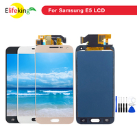 5.0 For SAMSUNG E5 LCD Display For Samsung Galaxy E5 E500 E500F E500H Touch Screen Digitizer Assembly Replacement Spare Parts