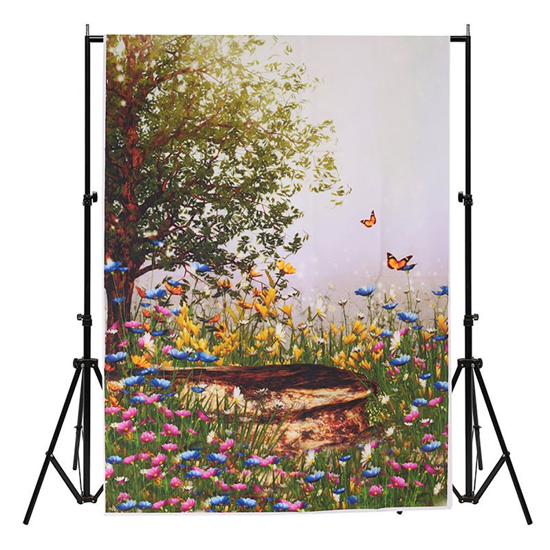 3x5ft Photography Background Butterfly For Studio Photo Props vinyl Photographic Backdrops cloth 1m x1.5 M waterproof 7x5ft thin vinyl photography background red carpet photographic backdrop for studio photo props cloth 1 5x2 1m waterproof