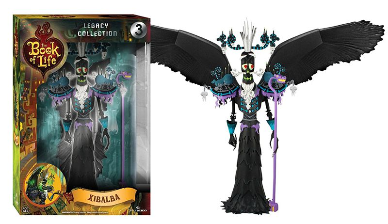 Book of Life King Xibalba Funko POP Movies Action Figure