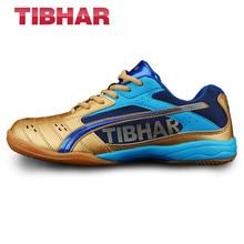 Подлинная Новинка Tibhar классический стиль для мужчин и женщин обувь для настольного тенниса спортивные кроссовки обувь для тенниса
