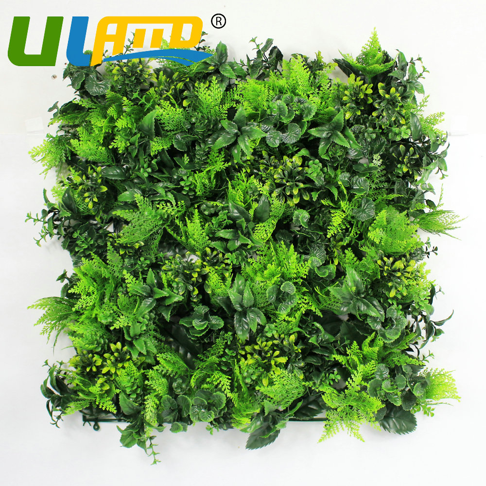 Outdoor Artificial Grass Boxwood Mat 25x25cm Pc Decorative