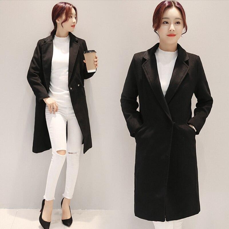 Wool Jacket Women Promotion-Shop for Promotional Wool Jacket Women ...