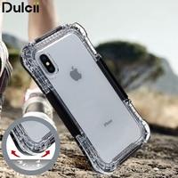 Dulcii Skrzynki Pokrywa dla iPhone X & 10 5.8
