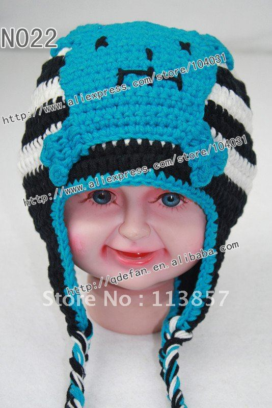 On sale newborn crochet hats baby boys free knitting patterns baby beanie  children cartoon caps kids winter hats manufacture 475677fd257