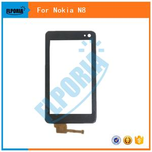 43917e2ecee FLPORIA For Nokia N8 Touch Screen Digitizer Touch Panel Glass Sensor Touch  Screen