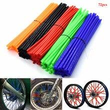 Motorcycle Spoke Skins Wheel Rim Wrap Tubes Cover For BMW K1600 K 1200 1300 S/R/GT R1200R/S/GS F800GS 2008-2014