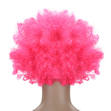 Afro Wig for Fans