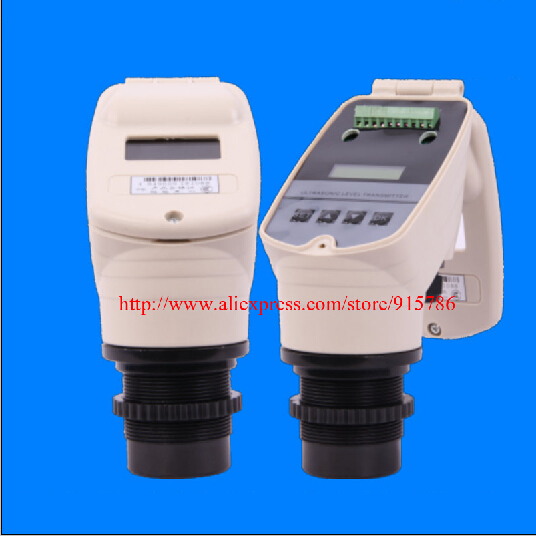 Image 3 - 4 20MA integrated ultrasonic level meter / ultrasonic level meter / 0 5M ultrasonic water level gauge / DC24V level sensor-in Sensors from Electronic Components & Supplies