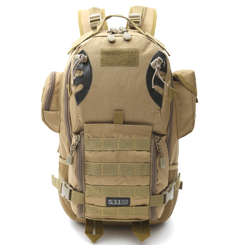 Tactical Backpacks 3P Detachable Molle Bags Military Backpack 600D Nylon Camping Hiking Backpack Waterproof Camo Trekking Bag swyivy 50l military army bag high quality waterproof nylon camouflage backpacks trekking 3p tactical backpack men s sports bag