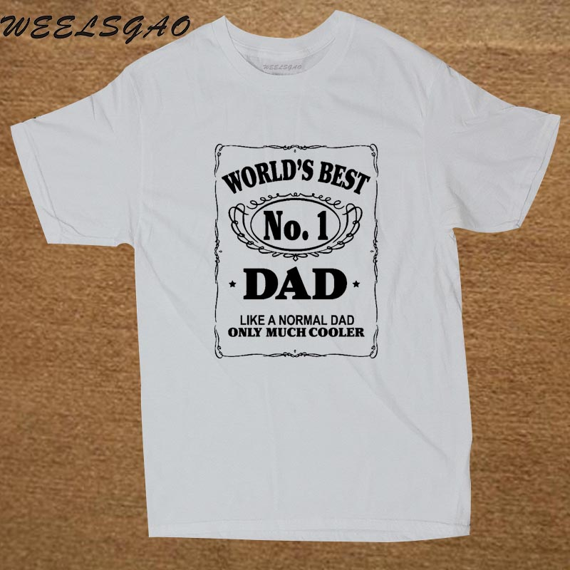 Mens Top Dad Tshirt