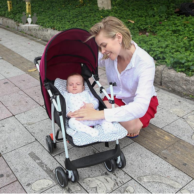 Модные сиденье для детской коляски из хлопка; Мягкая и удобная обувь, детская коляска, коврик для подушки Багги коврик для детских колясок, аксессуары для детских колясок 6