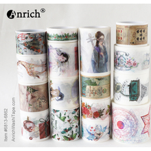 Washi-Tape Watercolor-Optional Coupon And On-Sale -6813-6862