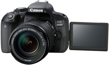 Canon 800D T7i DSLR Camera Body & EFS 18-135mm F3.5-5.6 IS STM Lens