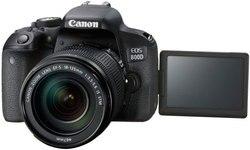 Canon 800D T7i dslr korpus aparatu i EFS 18 135mm F3.5 5.6 to obiektyw STM w Aparaty DSLR od Elektronika użytkowa na