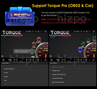 Car monitor OBD2 only fits for our store stereo Hizpo brand Navi stereo