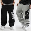 2016 Eminem Hip Hop Dance Loose Pants Mens Oversized Sweatpants Trousers Man Plus Size Joggers Winter Spring Clothing