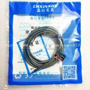 Image 5 - Interruptor con Sensor de proximidad M4, M5, M6, 3 cables, DC10 30V, 500HZ, 100mA, distancia de detección, 1mm, NPN/PNP, 5 uds.