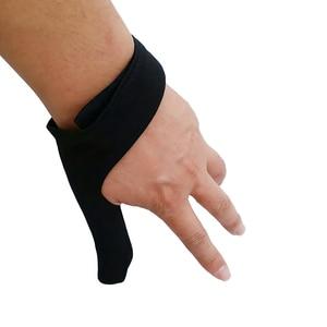 Универсальный спортивный шар для боулинга, защита для большого пальца, правая и левая рукоятка для пальцев, Сменные аксессуары