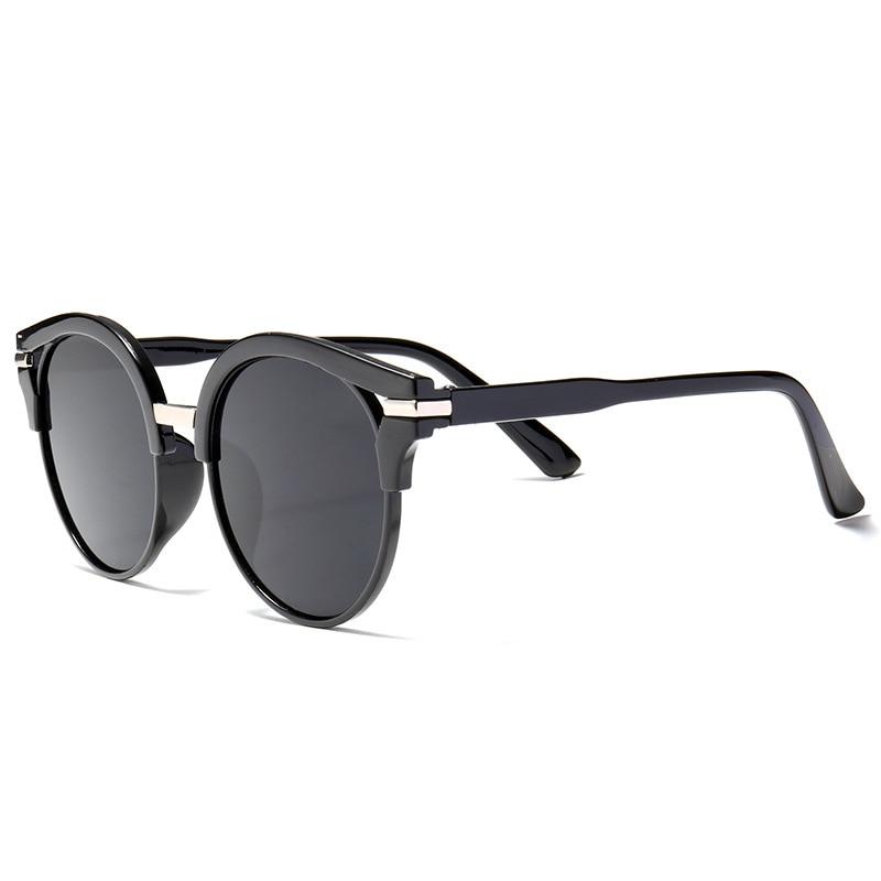 2019 nuevas gafas de sol de mujer de moda gafas de sol redondas - Accesorios para la ropa - foto 5