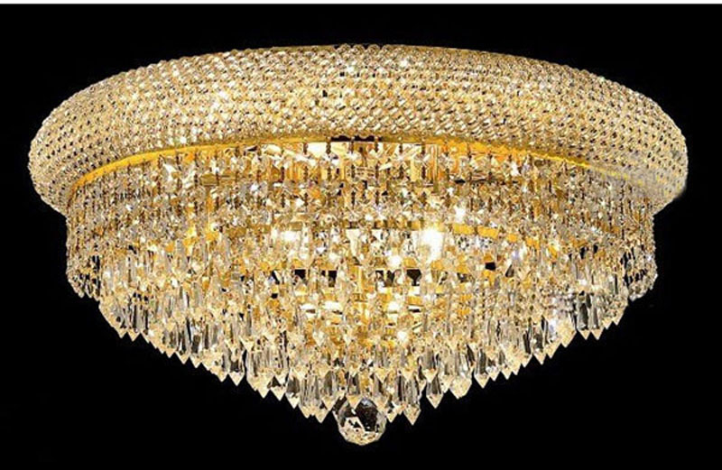 Phube Lighting Empire Gold Crystal Ceiling Light Luxury K9 Crystal Ceiling Lamp Lighting Lustre Free ShippingPhube Lighting Empire Gold Crystal Ceiling Light Luxury K9 Crystal Ceiling Lamp Lighting Lustre Free Shipping