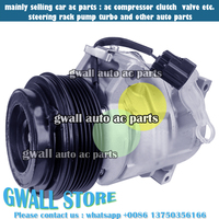 Auto A/C Compressor For GMC Arcadia For Buick Enclave For Chevrolet Traverse  07 12 OEM 15926085 20844676 25891797|Air-conditioning Installation|Automobiles & Motorcycles -