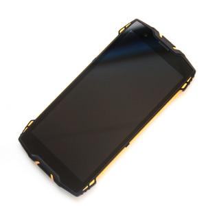 Image 4 - 5.7 Blackview BV6800 شاشة الكريستال السائل + محول الأرقام بشاشة تعمل بلمس + الإطار الجمعية 100% الأصلي LCD + اللمس محول الأرقام ل BV6800 برو