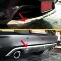 Aço inoxidável CX-3 Front & Rear Bumper Protetor Para Mazda 2015 2016 2017