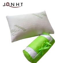 Bamboo Fiber Pillow For improving Sleeping