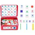 Kinder Baby Math Spielzeug Arithmetik Zählen Stick Magnetische Mathematik Lehrmittel Zählen Spielzeug Kinder Puzzle Pädagogisches Spielzeug Geschenk-in Mathe-Spielzeug aus Spielzeug und Hobbys bei