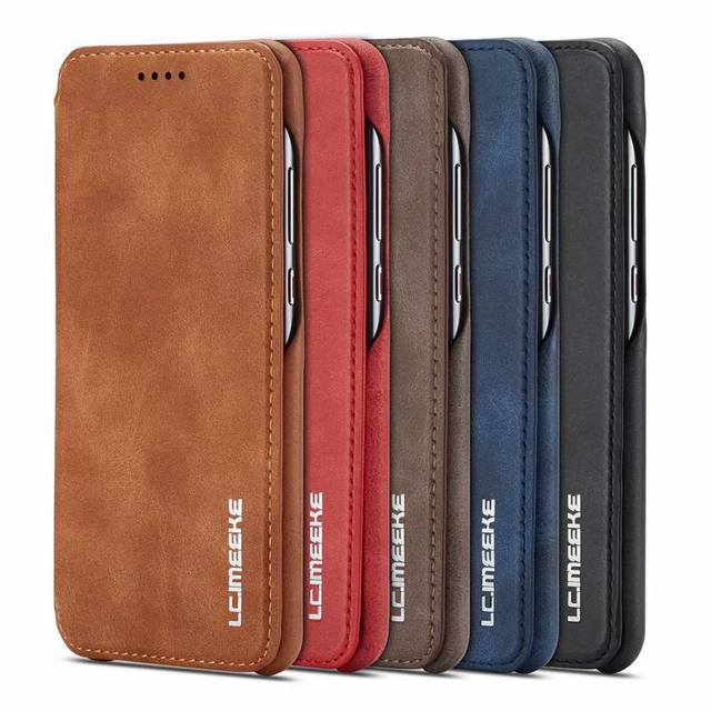 Flip Case For Hawei P20 P30 Pro Lite Capa Fundas Etui Luxury Leather Phone Protective Cover accessories shell Coque carcasas bag 6