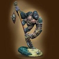 40mm Resin Figure Model Orangutan Warlord R112