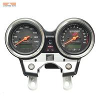 1 Pcs Motorcycle Tachometer Speedometer Meter Gauge Moto Speed Mileage meter case for HONDA CB400 SF VTEC II 2002 2003