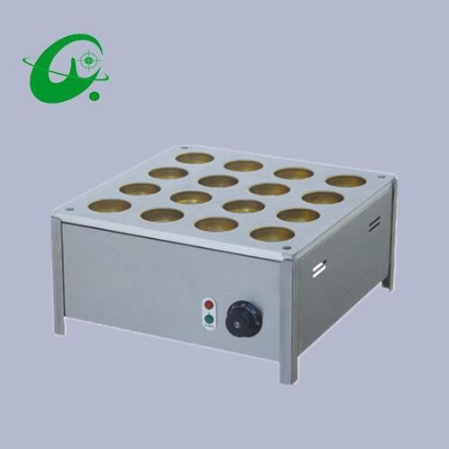 16-Hole GAS commercial Layer cake machine Red Bean Cake Grill waffle maker machine  free shipping gas type 16 hole layer cake machine pattern in bottom waffle machine