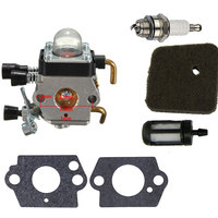 CARBURETOR REPAIR KIT FOR STIHL FS38 FS45 FS46 FS55 ZAMA C1Q S66 C1Q S71 C1Q S97