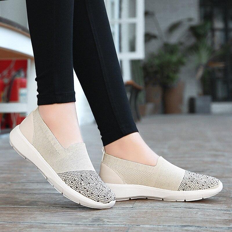 Femmes chaussures plates printemps nouvelle plate-forme simple chaussures plates femmes