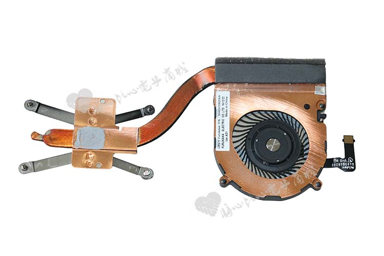 купить New Original for ThinkPad X1 Yoga Heatsink Cpu Cooler Cooling Fan 00JT800 по цене 3722.47 рублей