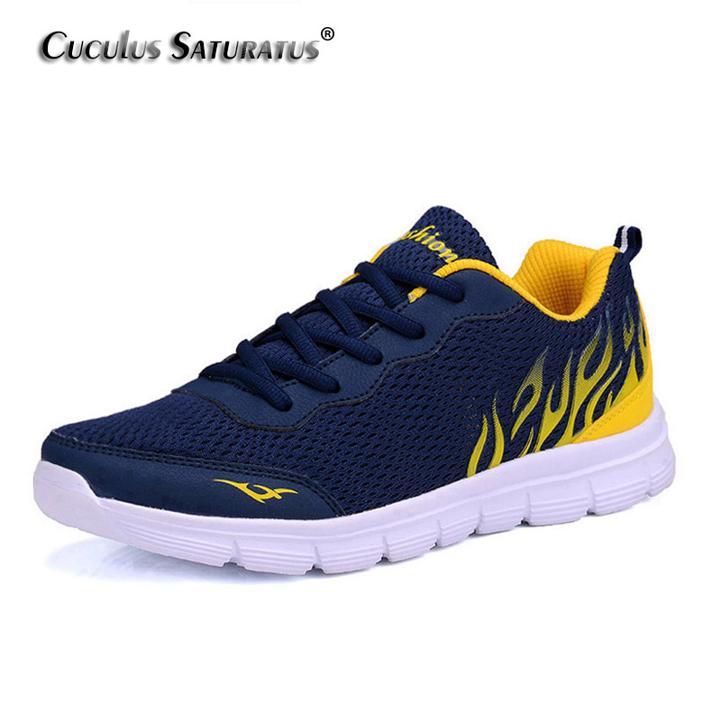 Cuculus men running shoes outdoor sport 2017 spring autumn sneakers Air sole good for men running shoes plus size 38-45 BB-06