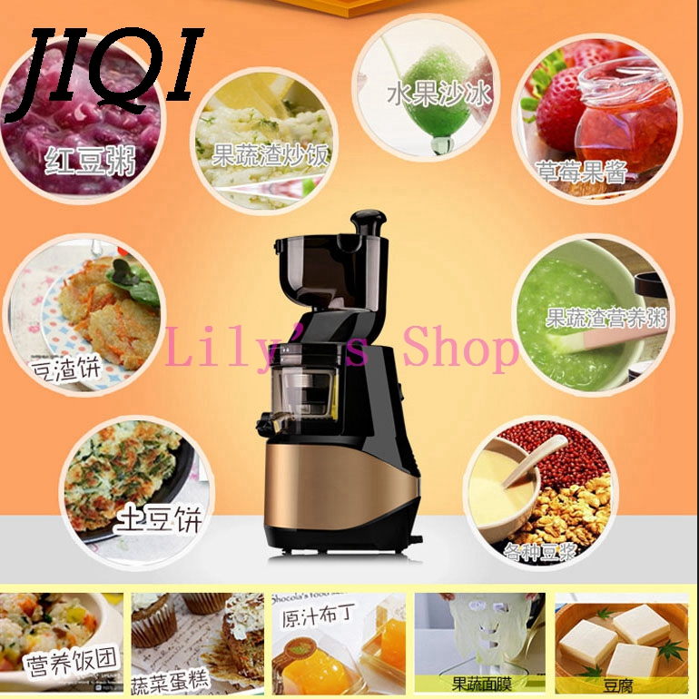 commercial Large diameter juicer machine multifunction smoothies power blender food fruit Juice Extractor processor EU US plug 900w fruit mixer machine vegetable superfood blender processor juicer extractor free shipping