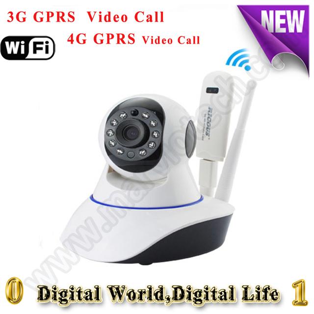 Nova 3G/4G Todos Os Modos disponíveis IP cartão da câmera sim Wi-fi CCTV gsm câmera h.264 onvif Night vision Webcam Visão da câmera de segurança Móvel