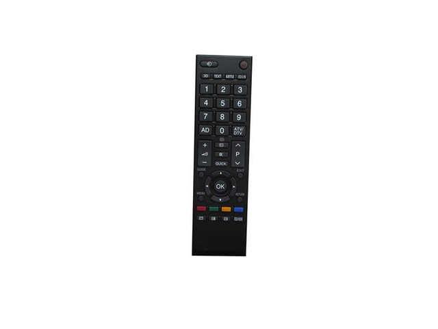 Remote Control For Toshiba 32AV834G 32AV933G 32AV934G 32CV711B 32DB833G 32DL933G 32EL833B 32EL833F 32EL833G LCD REGZA HDTV TV