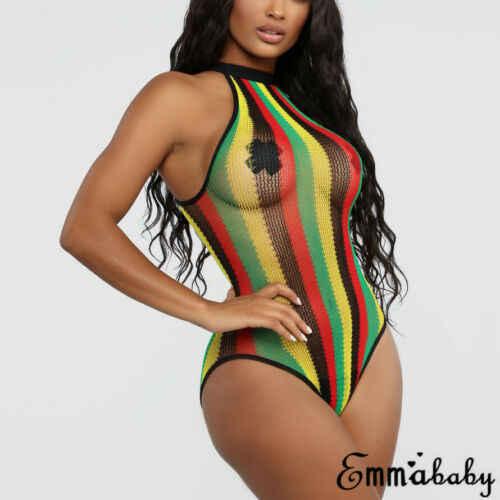 2019 Vrouwen Bloemen Een Stuk Badpak Push-Up Padded Bikini Badmode Badpak