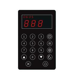 Botão de Chamada de Serviço SINGCALL Sem Fio Multi-função de Dispositivo para Tomar o Número, chamada sem fio Sistema de Paginação para a Cozinha Nova APE100