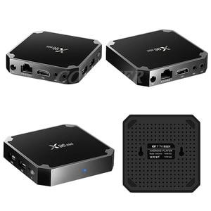 Image 2 - X96 mini TV BOX Android 7.1 OS WiFi Smart TV Box 2GB 16GB Amlogic S905W Quad Core Set top box 1GB 8GB X96mini Media Player
