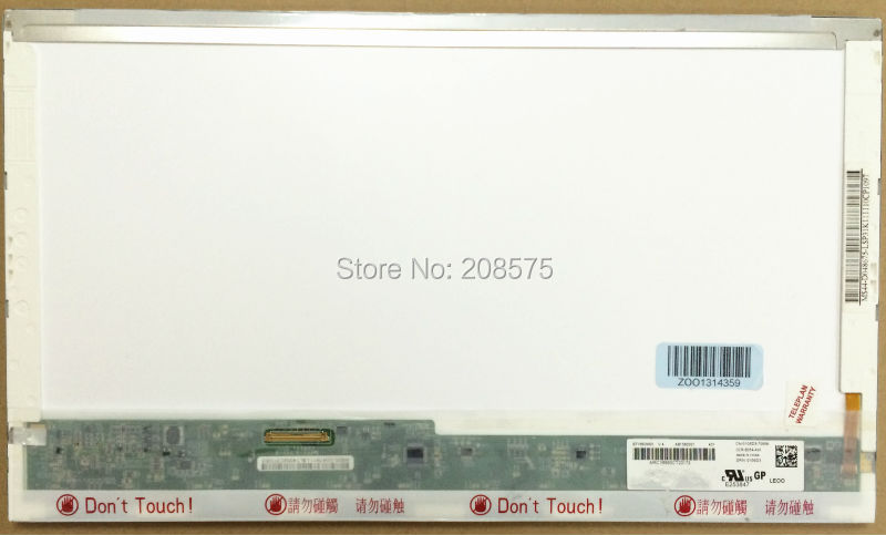 Free Shipping BT156GW01 V.4 LTN156AT05 LP156WH4 N156B6-L0B LTN156AT02 B156XW02 NEW LED Display Laptop Screen Pancel