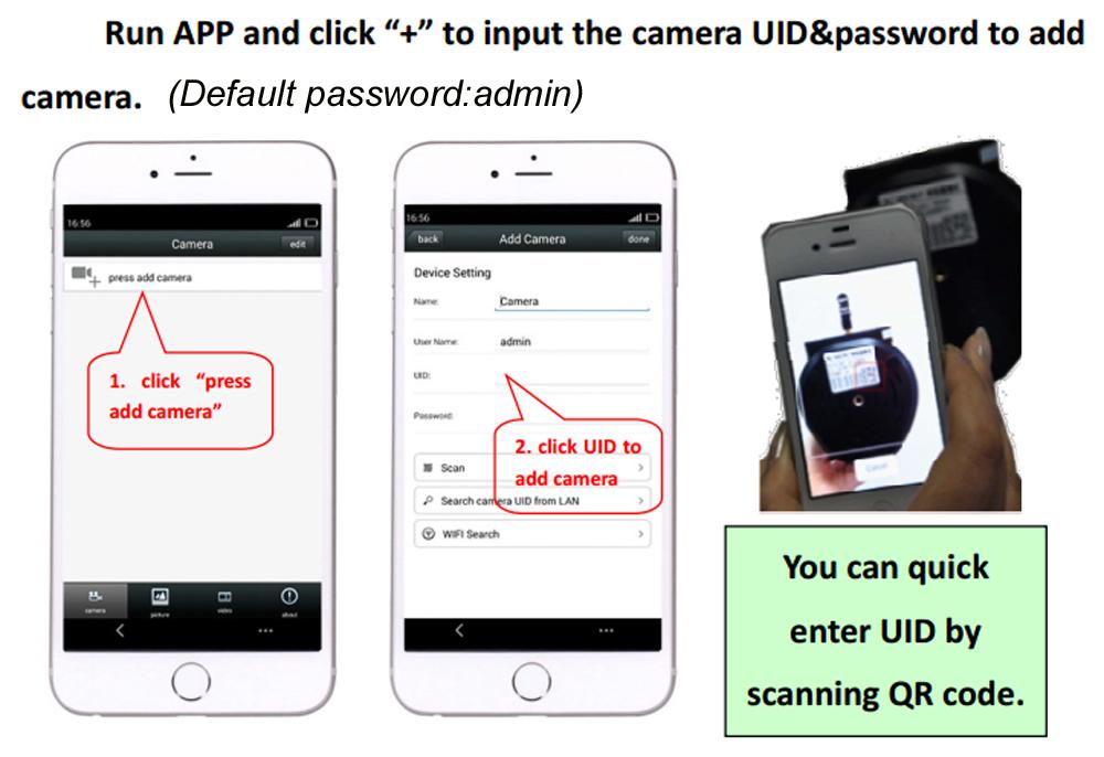 HOT SALE] OwlCat HD 1080P IP Camera Wifi Outdoor/Waterproof 4G 3G