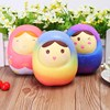 Newest Cute Licensed Squishies Doll Jumbo Tumbler Slow Rising Squeeze Fun Presure Release Kids Gift Decor